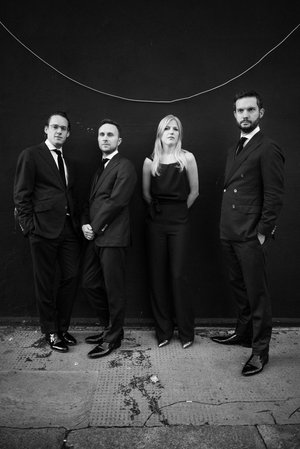 The Doric String Quartet perform at Wigmore Hall